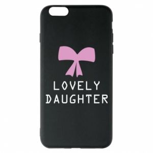 iPhone 6 Plus/6S Plus Case Lovely daughter