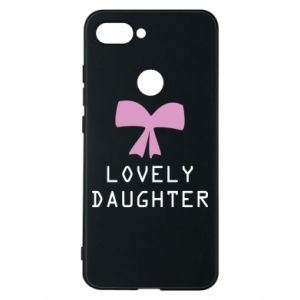 Xiaomi Mi8 Lite Case Lovely daughter