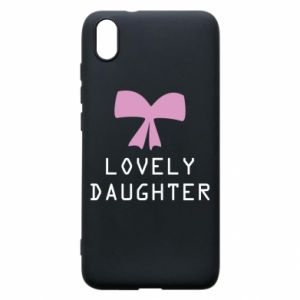 Xiaomi Redmi 7A Case Lovely daughter