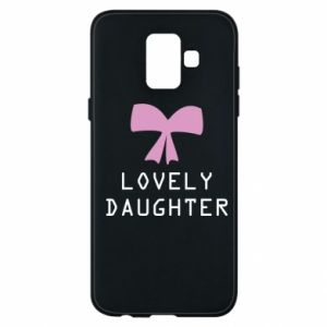 Samsung A6 2018 Case Lovely daughter
