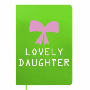 Notepad Lovely daughter