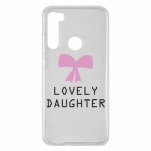 Xiaomi Redmi Note 8 Case Lovely daughter