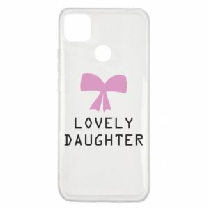 Xiaomi Redmi 9c Case Lovely daughter