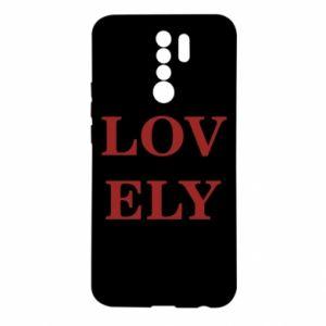 Etui na Xiaomi Redmi 9 Lovely