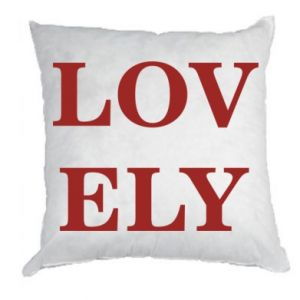 Pillow Lovely