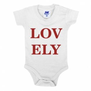 Baby bodysuit Lovely