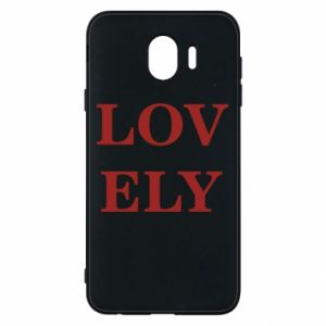 Phone case for Samsung J4 Lovely