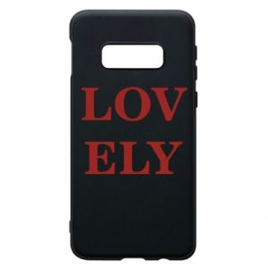 Phone case for Samsung S10e Lovely