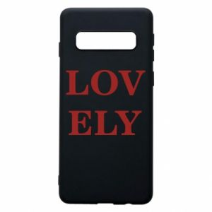 Phone case for Samsung S10 Lovely