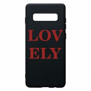 Phone case for Samsung S10+ Lovely