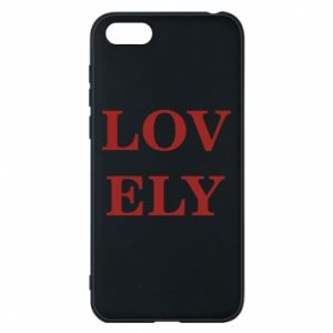 Phone case for Huawei Y5 2018 Lovely