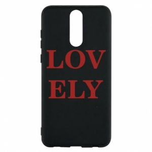 Phone case for Huawei Mate 10 Lite Lovely