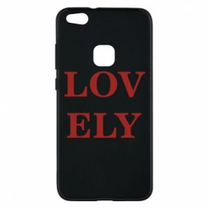 Phone case for Huawei P10 Lite Lovely