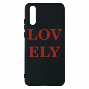 Phone case for Huawei P20 Lovely