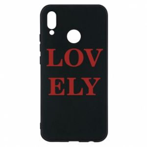 Phone case for Huawei P20 Lite Lovely