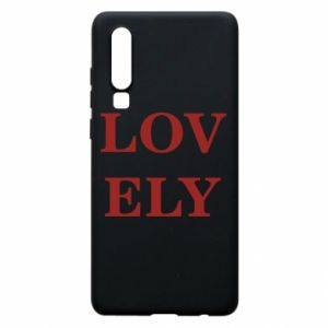 Phone case for Huawei P30 Lovely
