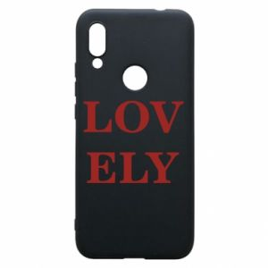 Etui na Xiaomi Redmi 7 Lovely