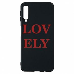 Phone case for Samsung A7 2018 Lovely