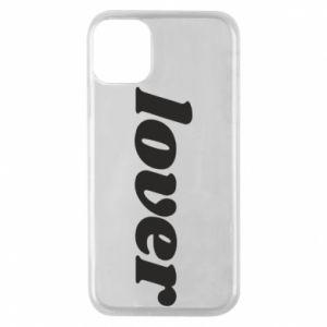 Etui na iPhone 11 Pro Lover