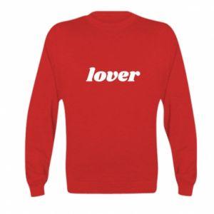 Bluza dziecięca Lover