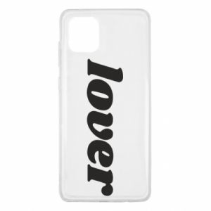 Etui na Samsung Note 10 Lite Lover