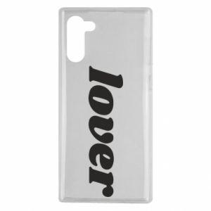 Etui na Samsung Note 10 Lover
