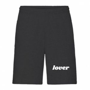 Męskie szorty Lover