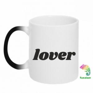 Kubek-kameleon Lover