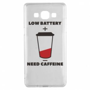 Samsung A5 2015 Case Low battery