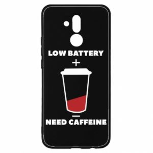 Huawei Mate 20Lite Case Low battery