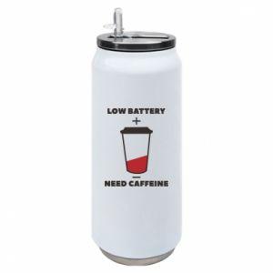 Puszka termiczna Low battery