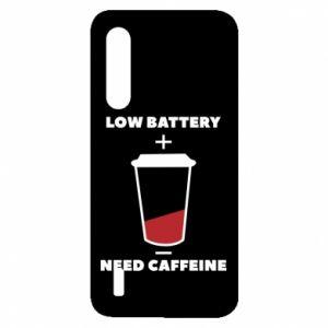 Etui na Xiaomi Mi9 Lite Low battery