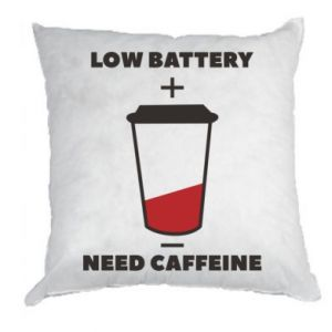 Pillow Low battery