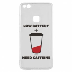 Phone case for Huawei P10 Lite Low battery
