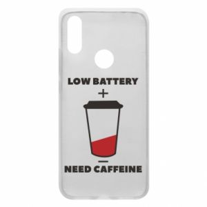 Phone case for Xiaomi Redmi 7 Low battery