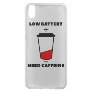 Phone case for Xiaomi Redmi 7A Low battery
