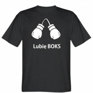 Koszulka Lubię boks