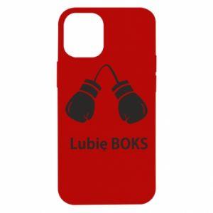 Etui na iPhone 12 Mini Lubię boks