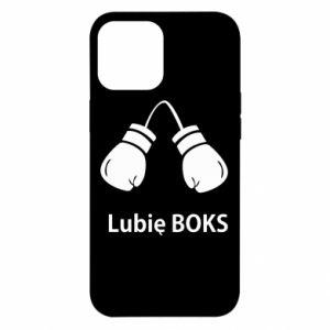 Etui na iPhone 12 Pro Max Lubię boks