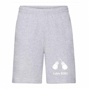 Men's shorts I like boxing