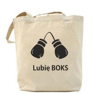 Bag I like boxing