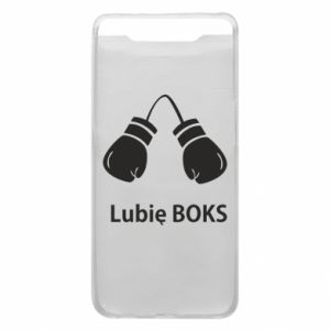 Samsung A80 Case I like boxing