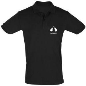 Koszulka Polo Lubię boks