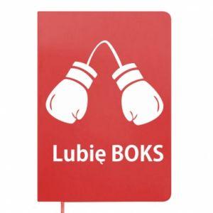 Notepad I like boxing