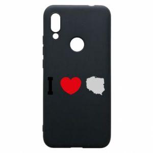 Etui na Xiaomi Redmi 7 Lubię Polskę