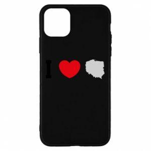Etui na iPhone 11 Pro Max Lubię Polskę