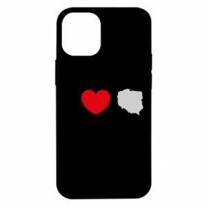 Etui na iPhone 12 Mini Lubię Polskę