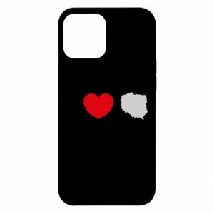 Etui na iPhone 12 Pro Max Lubię Polskę