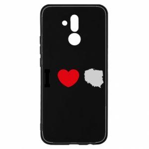 Etui na Huawei Mate 20 Lite Lubię Polskę