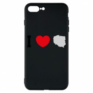 Etui do iPhone 7 Plus Lubię Polskę